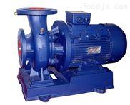卧式循环管道泵