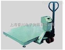 叉车移动式电子地磅  叉车地磅一体式  搬运称重一体式地磅
