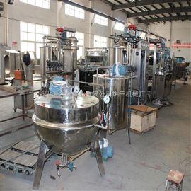 HQ-150~600硬糖浇注生产线 硬糖成型机 伺服糖果设备