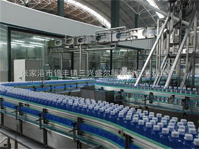 CGF矿泉水灌装机 三合一灌装机
