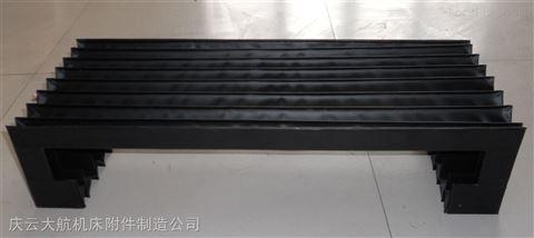 配套门窗机械风琴式防护罩