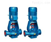 ISGB型便拆立式管道離心泵(便拆式管道增壓泵)