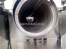 不銹鋼油水混合油炸機