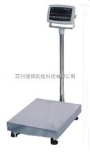 TCS500kg电子台秤,常州/南京现货供应各类金属制品企业有冲击场合使用电子计重秤