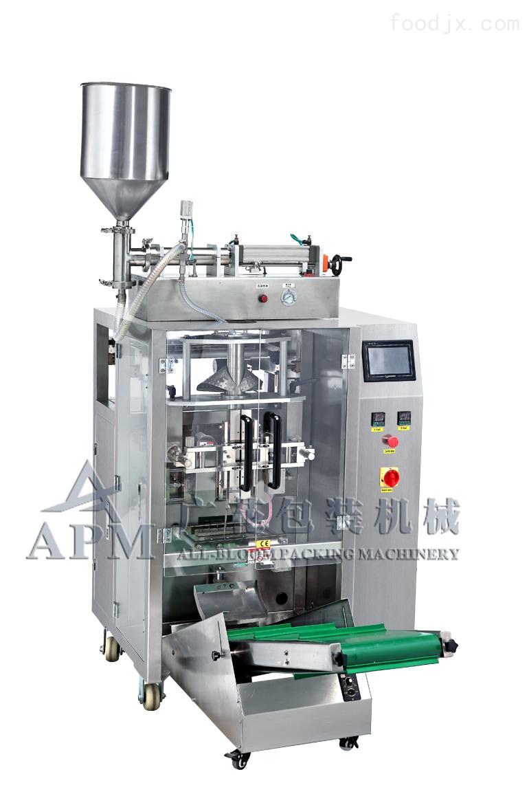 GH420BY型全自动液体包装机