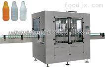 茶饮料灌装三合一机械