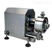乳品工业乳化泵