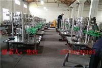 玻璃瓶碳酸汽水生产线