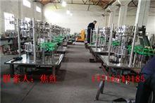 DGCF系列玻璃瓶碳酸汽水生产线