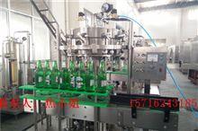 DGCF系列小型三合一玻璃瓶饮料灌装设备