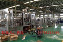 DGCF系列碳酸汽水灌装设备