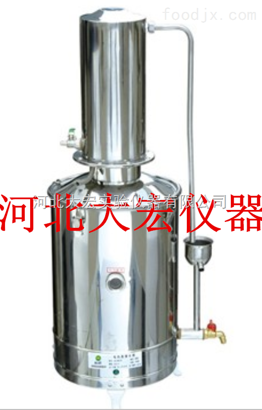 HS.Z68.5/10/20型不锈钢电热蒸馏水器