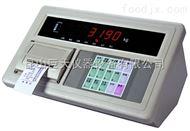 耀华XK3190-A9+P带打印表头/地磅显示器 /电子秤显示屏