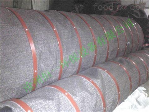 散装罐车卸料口伸缩布袋规格及特点*