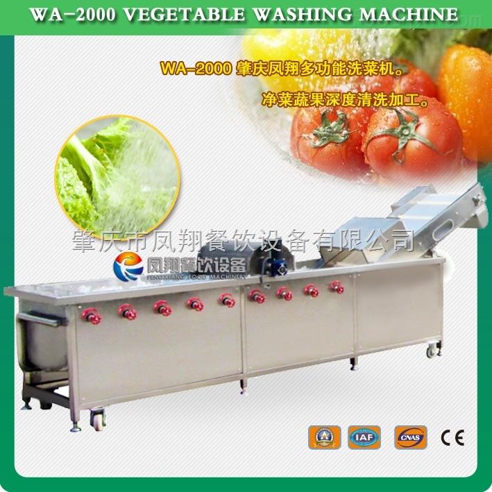 洗菜机 蔬菜清洗机 果蔬清洗机 果蔬清洗风干线