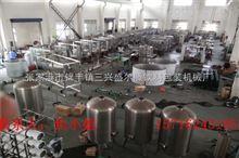 CGF厂家热销瓶装水灌装生产线