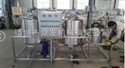 众友机械供应zY-300型-双罐式巴氏杀菌奶罐,加温,冷却一起机