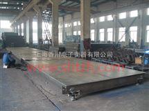 SCS-XC-B集装箱出口150吨汽车地磅