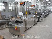 XDL-环保型电加热油炸机生产线