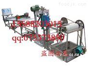 商用不锈钢豆腐皮机器一套 千张机干豆腐机厂家直销4米带技术