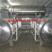 三锅并联杀菌锅 河北厂家直供 全自动高温杀菌设备