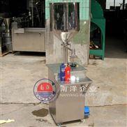 半自动膏体灌装机 小型膏体灌装机 手动立式灌装机