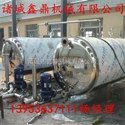 湖南飲料專用殺菌設備 雙鍋并聯殺菌鍋 廠家直銷