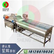 WL-24-笙辉万能涡流式洗菜机 叶菜药材清洗机