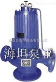 管道式屏蔽离心泵