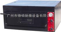 厂家直销台式单层电热披萨炉多功能烤箱