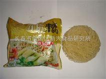 小型玉米方便面生产线批发