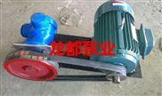 厂销NCB-1.2/0.3内啮合齿轮泵/高粘度泵/稠油泵/转子泵/油漆泵