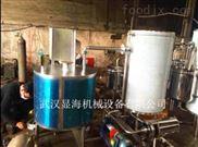 超高温瞬时灭菌机 牛奶、果汁饮料盘管式UHT杀菌机