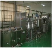 中小型飲料生產線機