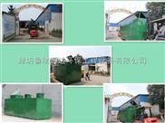 青海一体化屠宰场污水处理设备格栅除污机