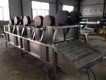 全自动不锈钢龙虾蒸煮生产线