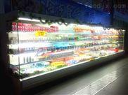 宁波水果风幕柜,宁波水果保鲜柜,蔬菜冷藏柜FMG-X