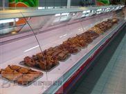 舟山、台州前翻盖熟食柜,熟食冷藏柜,超市熟食冷柜