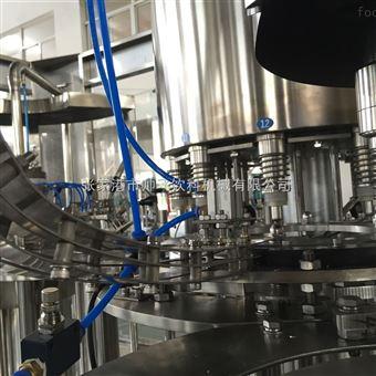 QGF生产厂家全自动不锈钢小型桶装水灌装设备