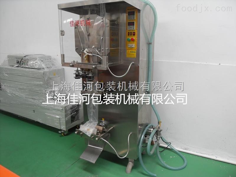 AS-1000自动液体包装机/酱醋包装
