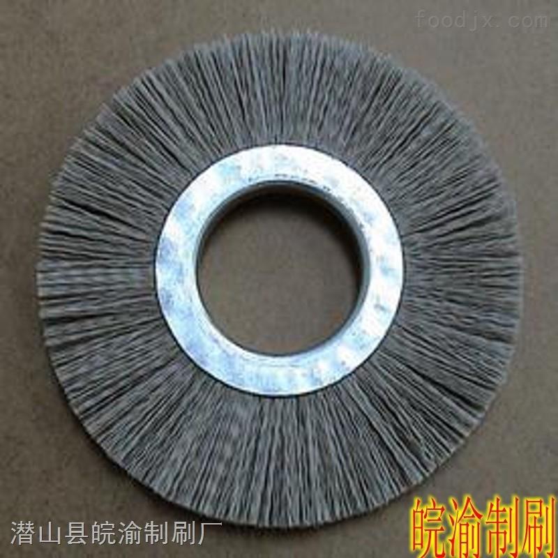 专业生产磨料丝圆盘刷
