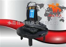 潛水泵 潛水離心式曝氣機QXB型