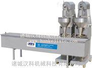 WLX-4-全自动肉丸蒸煮冷却生产线