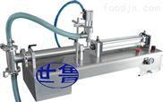 河南小剂量芝麻油灌装机-卧式活塞液体油类灌装机