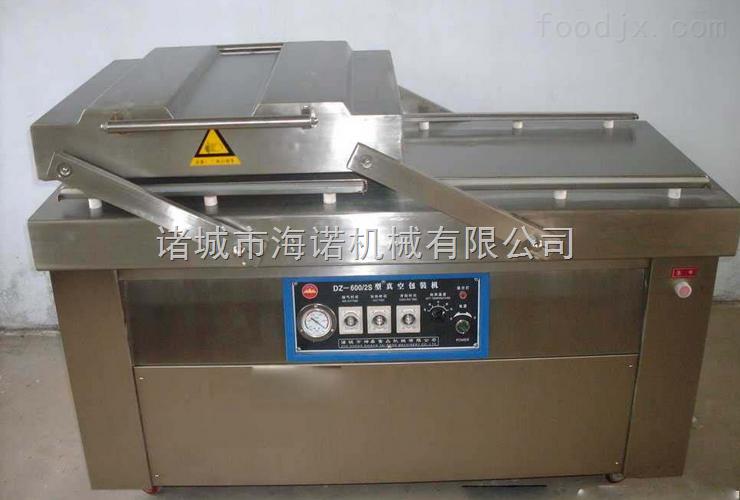600*/2S爆花玉米袋装真空包装机食品专用真空封口设备 厂家销售