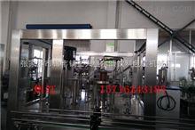 RCGF全自动小型果汁灌装机