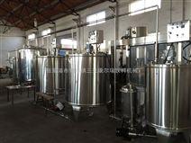 盐汽水饮料生产线设备