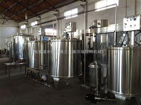 DCGF含气碳酸饮料灌装生产线