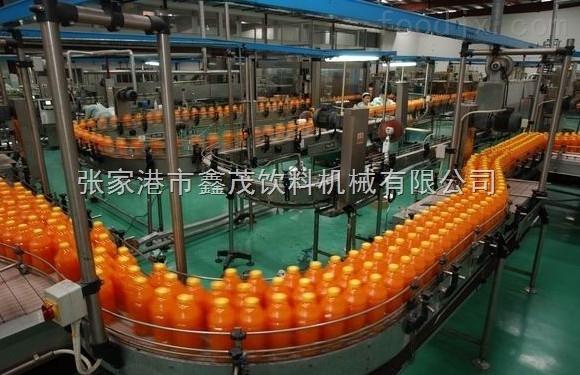 苹果汁饮料灌装机械梨汁饮料灌装包装机械