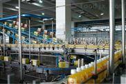 全自動果汁飲料機械、熱灌裝飲料機器、茶飲料生產線